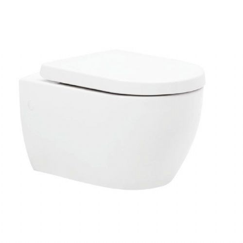 Kartell Metro Wall Hung Toilet - Soft Close Seat